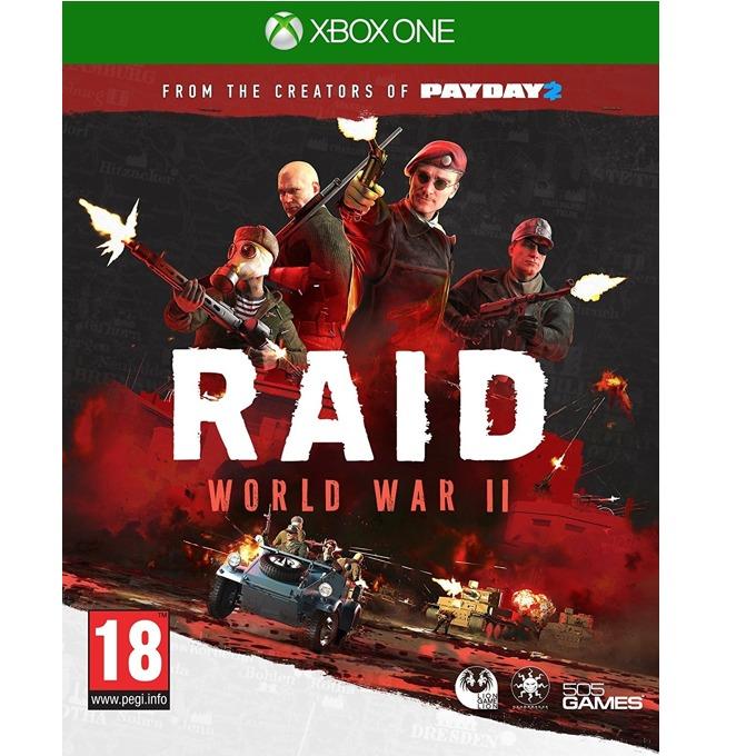 Игра за конзола RAID World War II, за Xbox One image