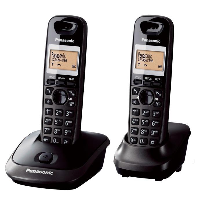 Безжичен телефон Panasonic KX-TG 2512 1015109