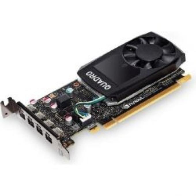 Видео карта NVIDIA Quadro P1000, 4GB, Fujitsu , PCI-E 3.0, GDDR5, 128-bit, 4x DisplayPort image