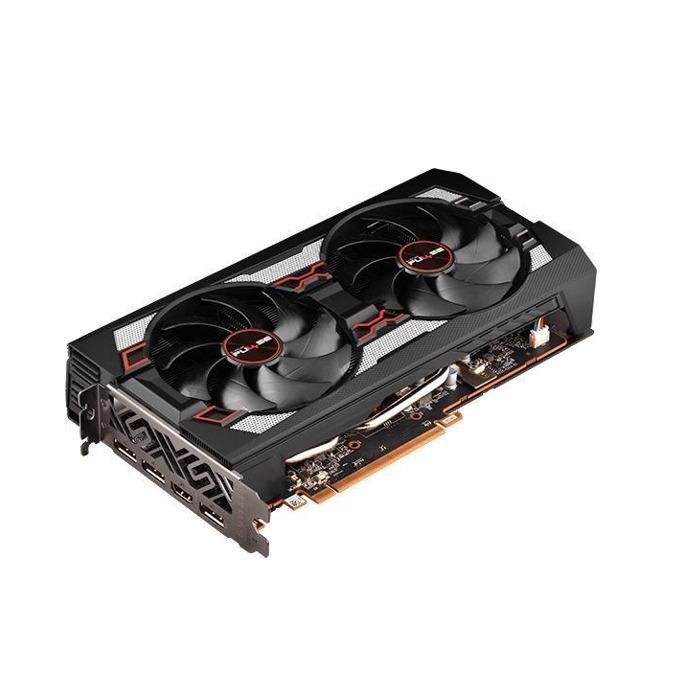 Видео карта AMD Radeon RX 5700, 8GB, Sapphire Pulse Radeon RX 5700, PCI-E 4.0, GDDR6, 256-bit, DisplayPort, HDMI image