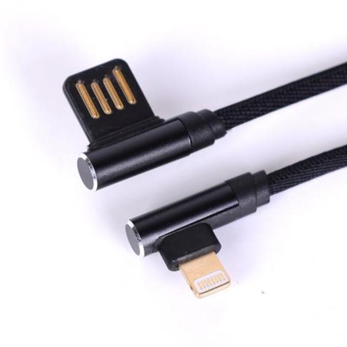 Кабел Royal 21014445, от Lightning(м) към USB Type A(м) 1m, черен image