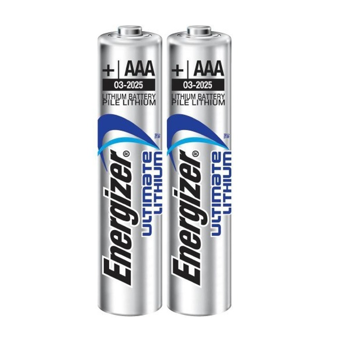 Батерии Energizer Ultimate Lithium, AAA, 1.5 V, 2 броя image