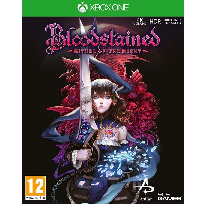 Игра за конзола Bloodstained: Ritual of the Night, за Xbox One image