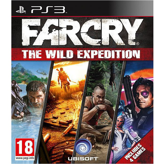 Far Cry: The Wild Expedition product