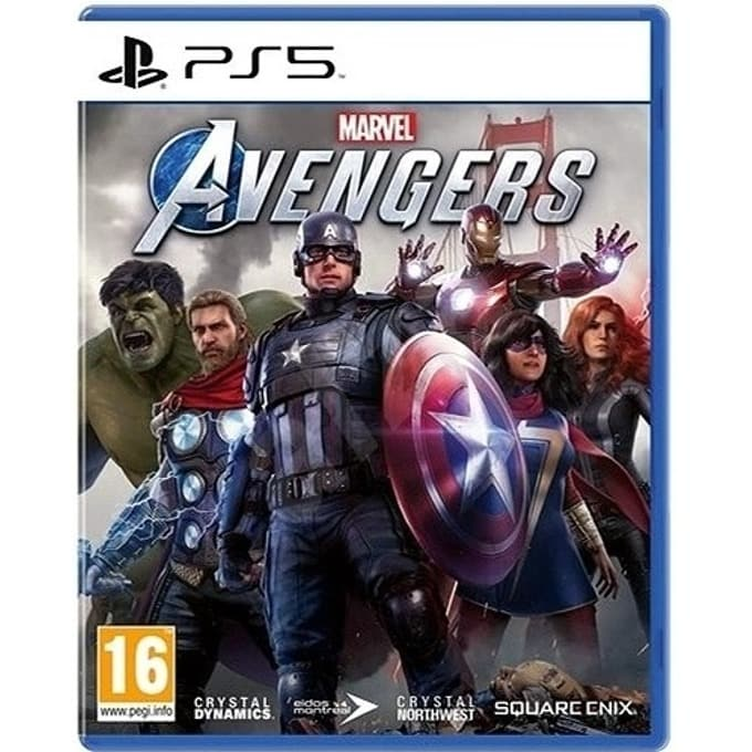 Marvels Avengers PS5 product