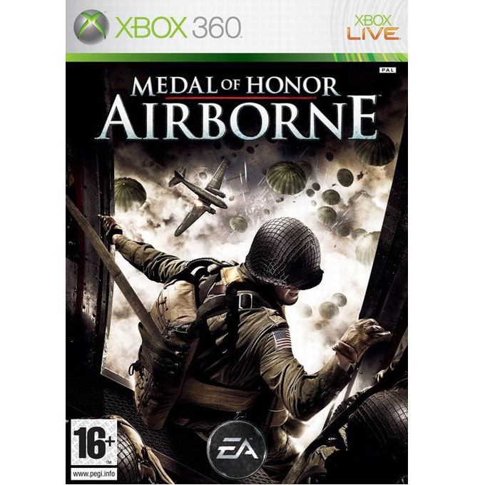Medal Of Honor Airborne, за XBOX360 image