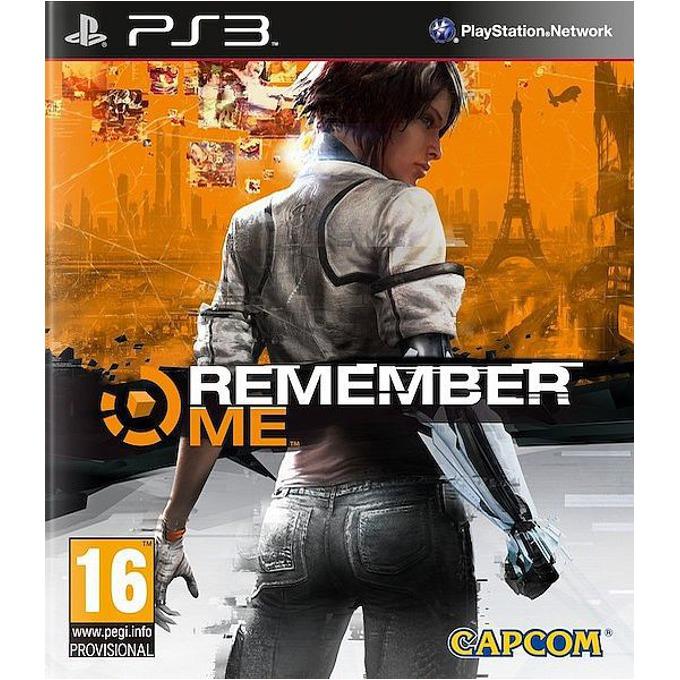 Игра за конзола Remember Me, за PlayStation 3 image