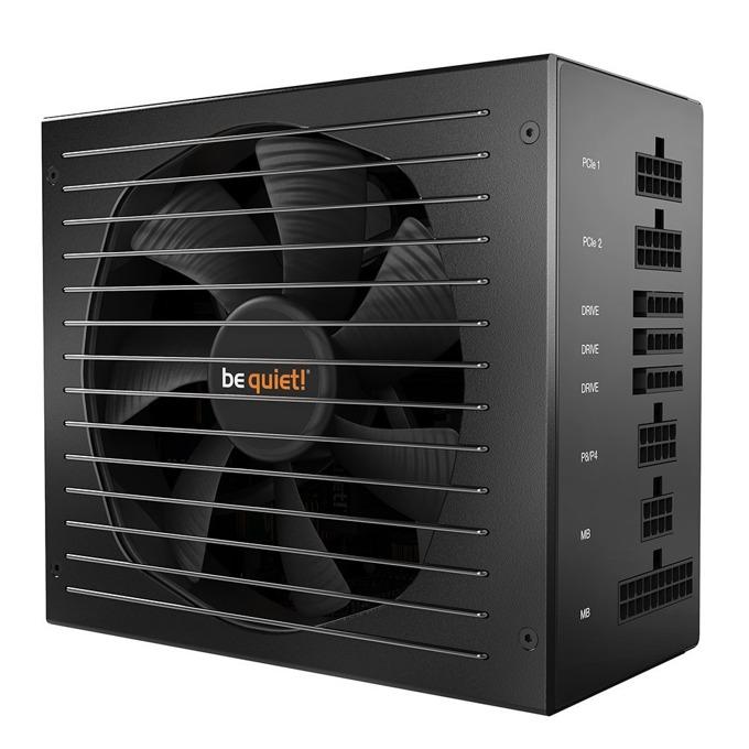 Захранване be quiet! STRAIGHT POWER 11 BN307, 750W, Active PFC, 80+ Platinum, 135mm вентилатор image