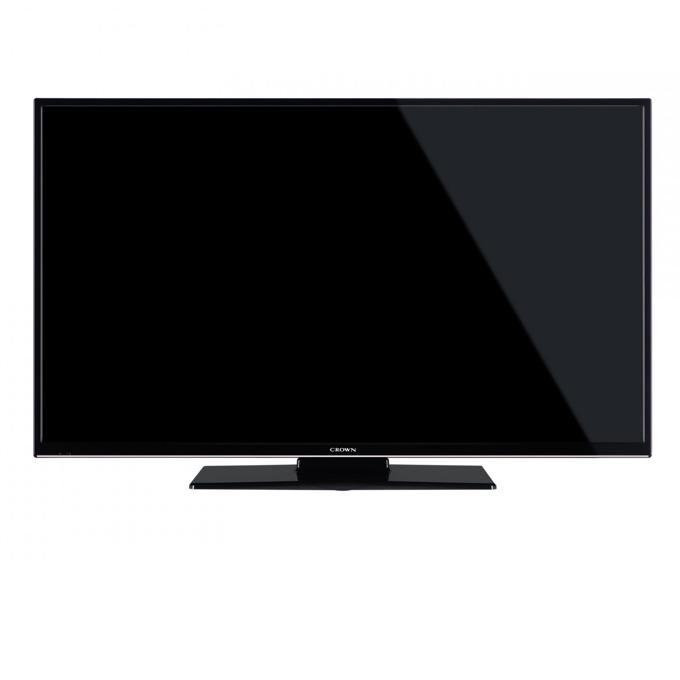 "Телевизор Crown 32472SM, 32""(81.28 cm), HD Ready, SMART TV, DVB-T/C/MPEG4, Wi-Fi, USB, SCART, VGA, HDMI image"