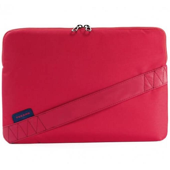 """Чанта Tucano Bisi Sleeve за MacBook Air 13, MacBook Pro 13, Ultrabooks и нетбуци до 13.3"""", червена image"""