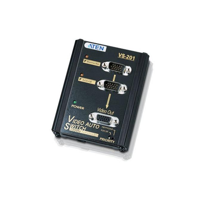 ATEN VS201 KVM Switch