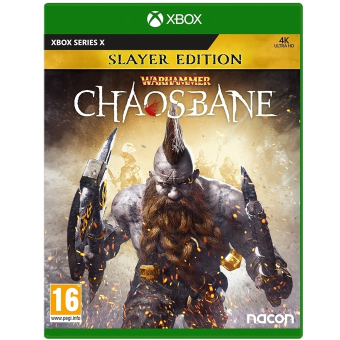 Warhammer: Chaosbane Slayer Edition Xbox SX product