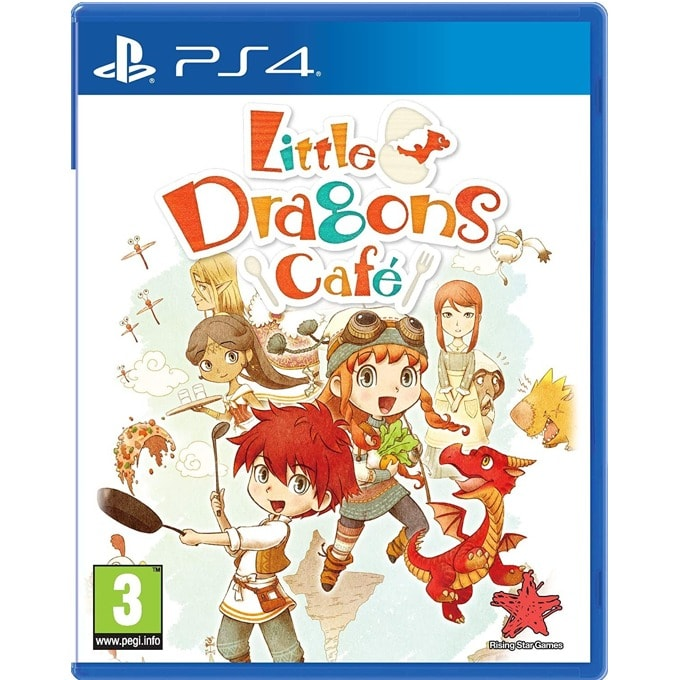 Little Dragons Cafe PS4 product