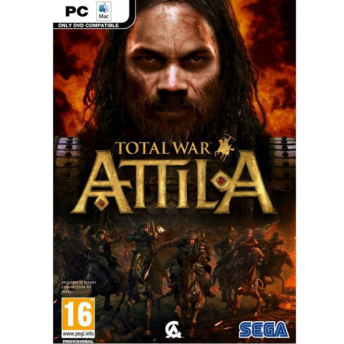 Игра Total War: Attila, за PC image