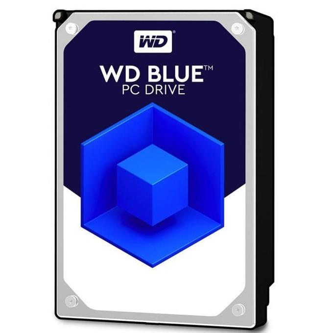 """1TB Western Digital WD10EZRZ, SATA 6 Gb/s, 5400 rpm, 64 MB, 3.5"""" (8.89 cm) image"""