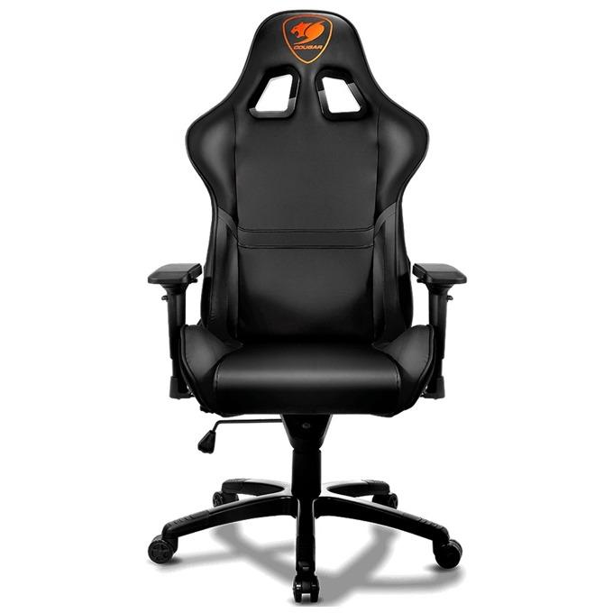 Геймърски стол Cougar Armor Gaming Chair, черен image