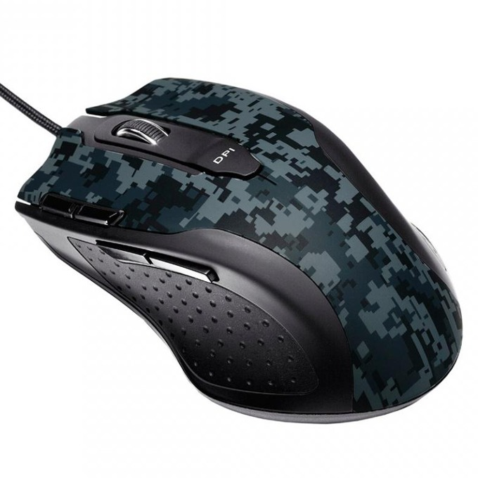 Мишка ASUS Echelon, гейминг, лазерна (5600dpi), 8 програмируеми бутона, тежести, макроси, USB image