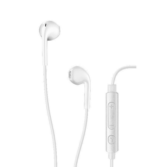 Стерео слушалки с микрофон AQL Live+ Бели product