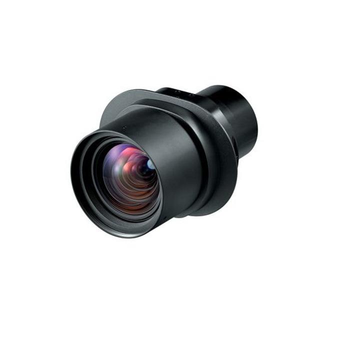 Обектив Christie Lens Medium Zoom 1.7-3.0/1.7-2.9, за проектори LW401, LWU421, LW551i, LWU501i, LX501, LX601i, LWU421, LW551i, LWU501i, LX601i и серия D image