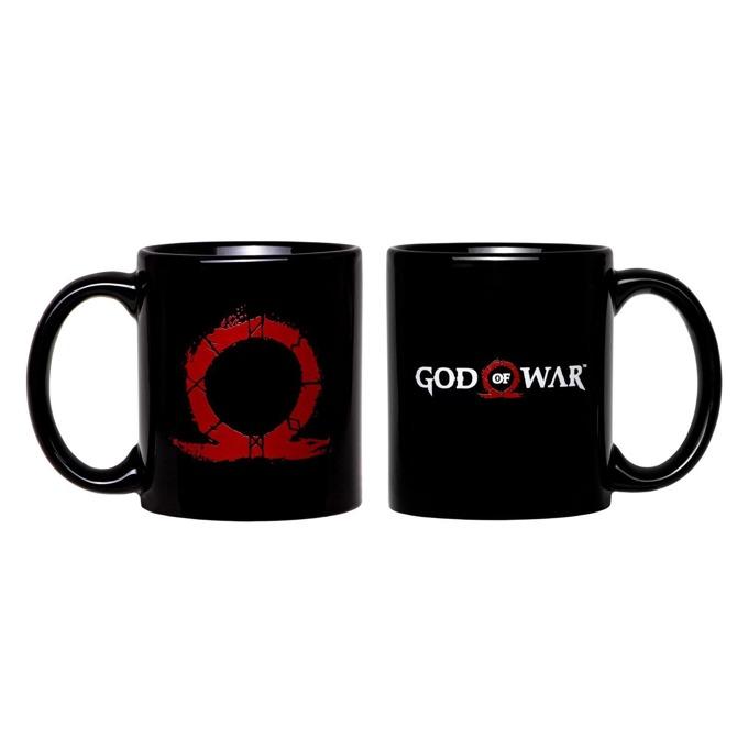 Чаша Gaya Entertainment God of War, черна image