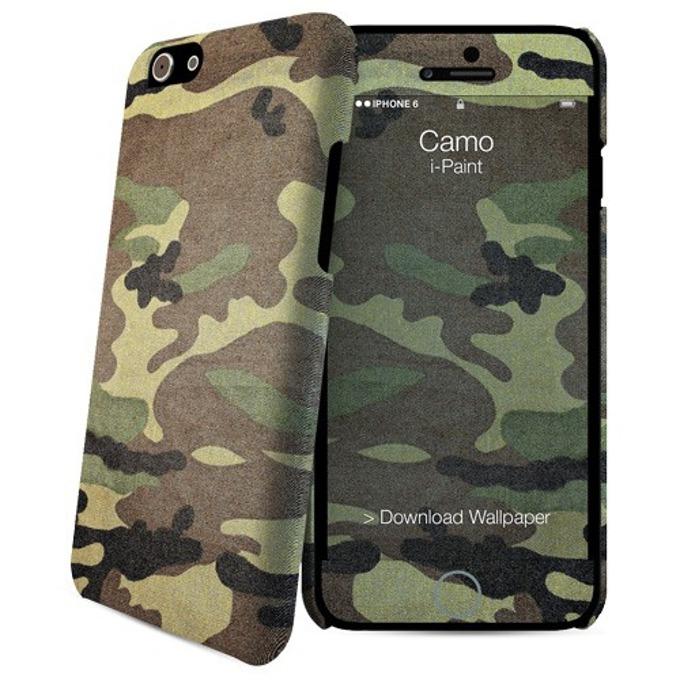 Протектор iPaint Camo HC Case за iPhone 6/6s image