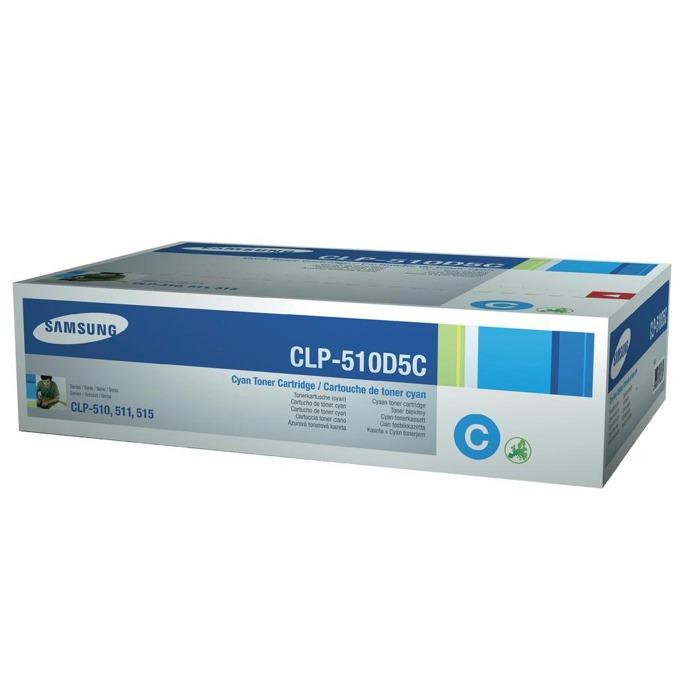 КАСЕТА ЗА SAMSUNG CLP510 - Cyan - P№ CLP-510D5C - заб.: 5000k image