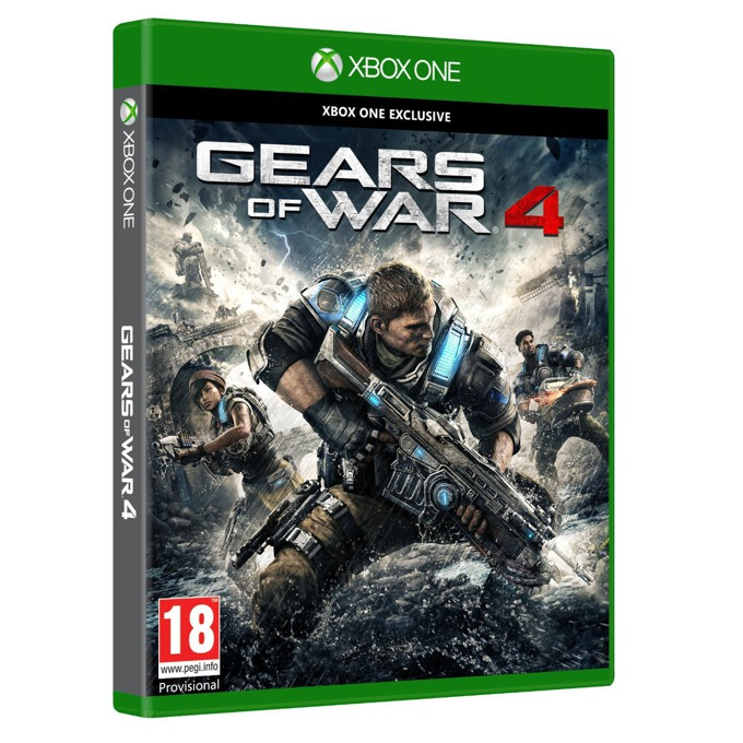 Gears of War 4 product