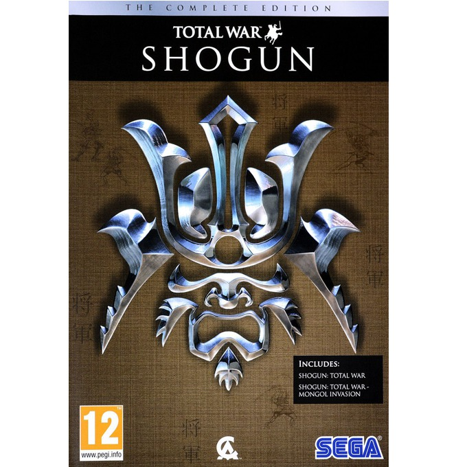 Игра Shogun Total War The Complete Collection, за PC image