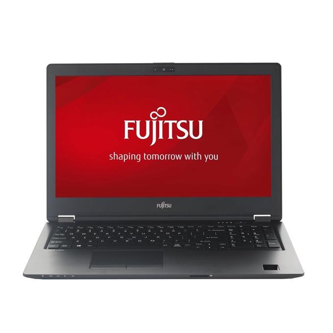 "Лаптоп Fujitsu Lifebook U748 (U7480M37SPRO), четириядрен Kaby Lake R Intel Core i7-8550U 1.8/4.0 GHz, 14"" (35.56 cm) Full HD Anti-Glare LED-Backlit Display, (DP), 8GB DDR4, 256GB SSD, 1x USB-C, Windows 10, 1.49 kg  image"