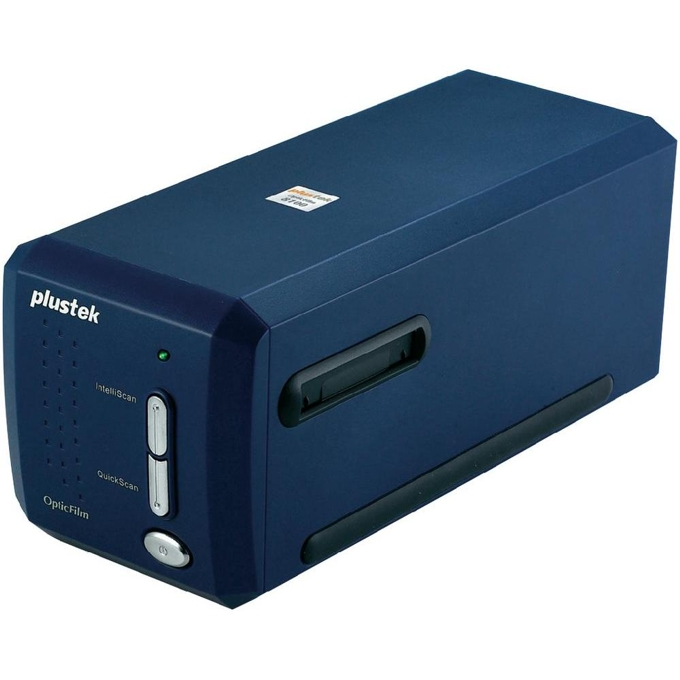 Plustek OpticFilm 8100 филмов скенер 48bit 7200dpi