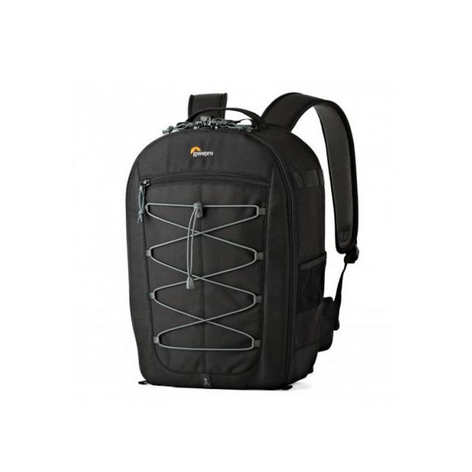 Чанта за фотоапарат Lowepro Photo Classic BP 300 AW за SLR фотоапарати, водоустойчив полиестер, черна image