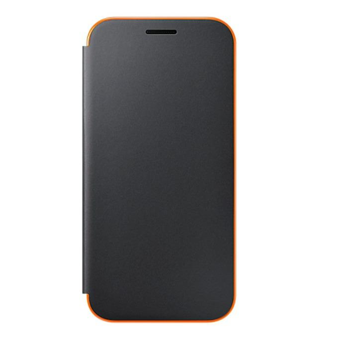 Samsung Neon Flip for Galaxy A3 (2017) Black