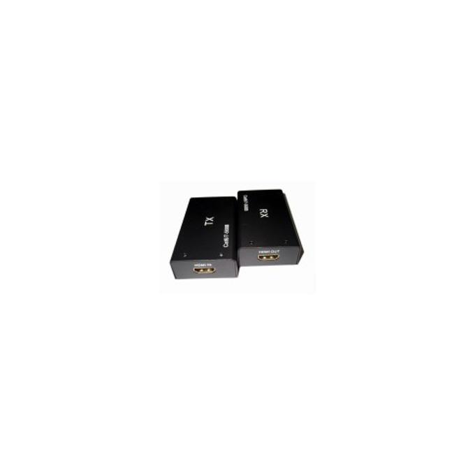 Екстендер Estillo HDEX002M1, HDMI предавател и приемник, до 50м с UTP(CAT 6/7) кабел image