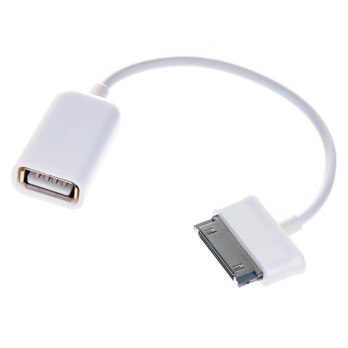 Кабел OTG Samsung (м) към USB A(ж), 0.2m image