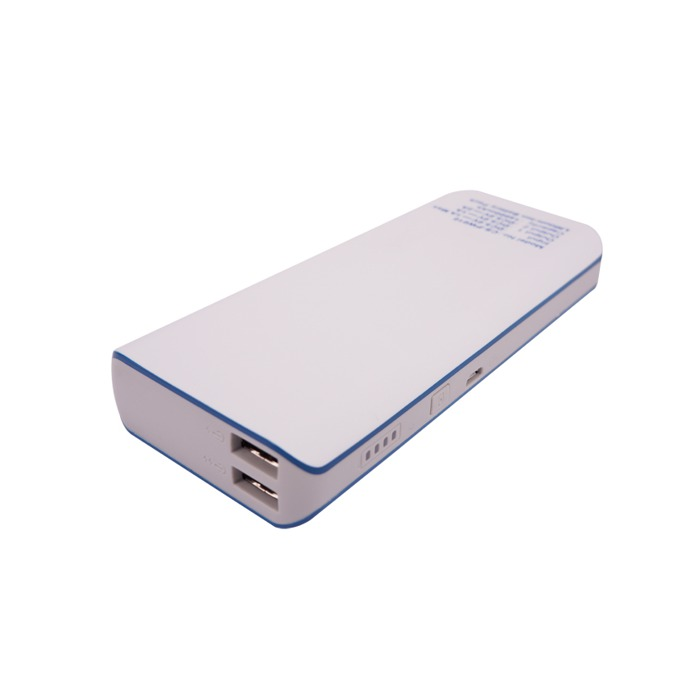 Външна батерия/power bank Cameron Sino CS-PW010, 14000mAh, бяла image