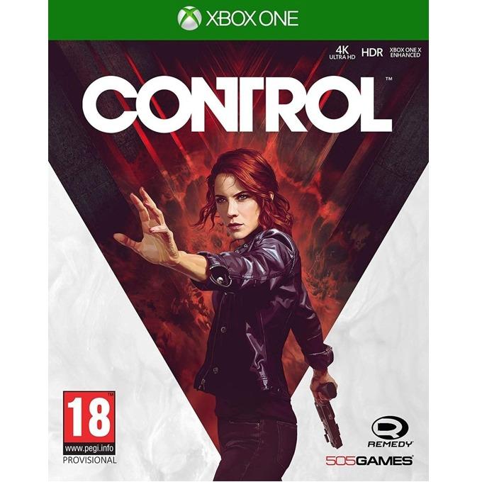 Игра за конзола Control, за Xbox One image