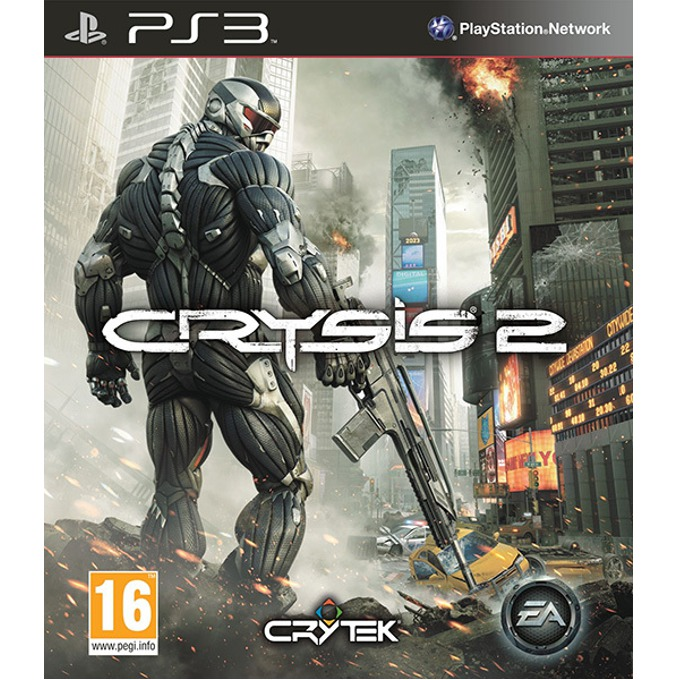 Crysis 2 (3D съвместимост), за PlayStation 3 image