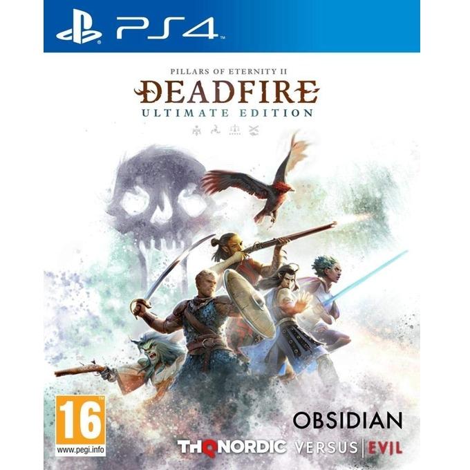 Игра за конзола Pillars Of Eternity II: Deadfire — Ultimate Edition, за PS4 image