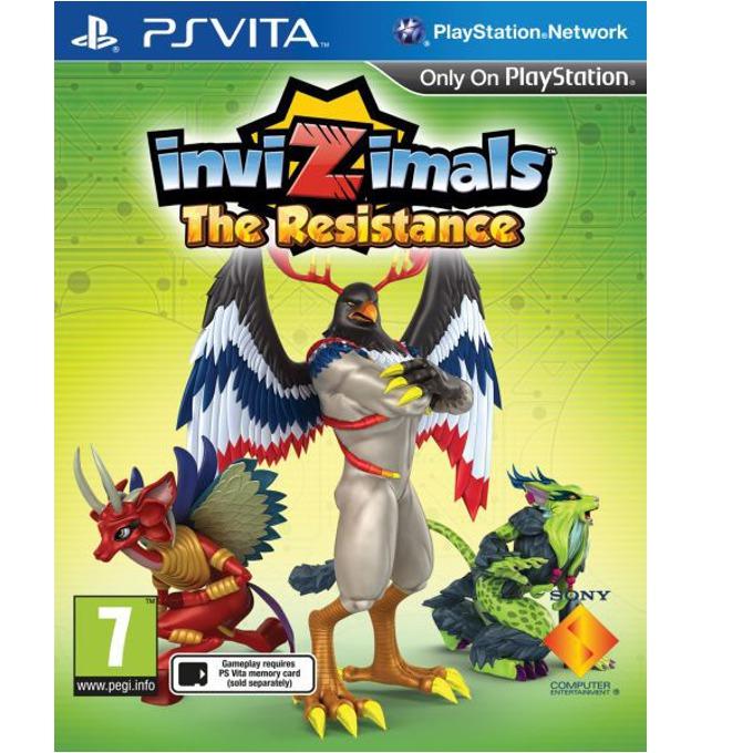 Invizimals: The Resistance, за PSVITA image