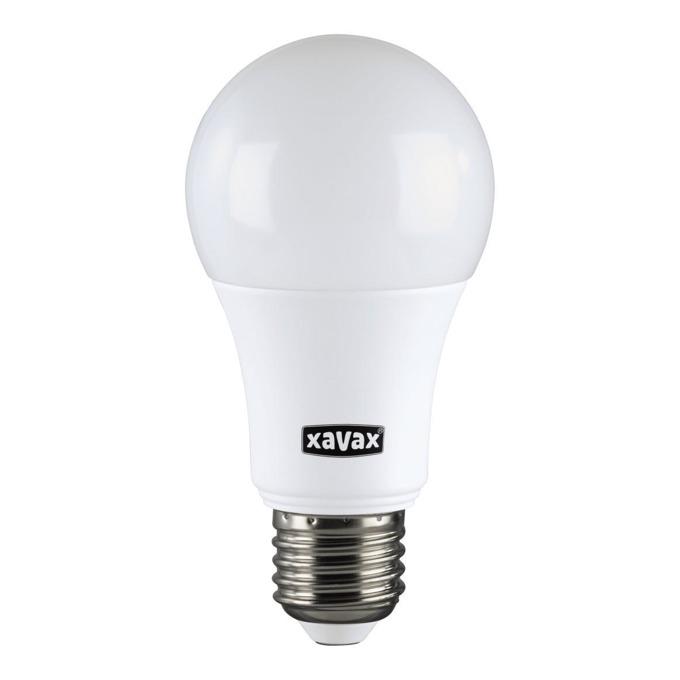 LED крушка Xavax 112287, E27, A60, 14.5W (100W), 1520 lm, 2700К, топло бялa image