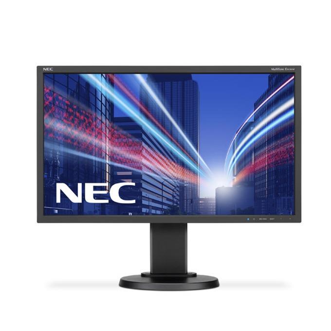 """Монитор NEC E243WMi, 24"""" (60.96 cm), IPS TFT, Full HD, 6ms, 1000 :1, 250cd/m2, DVI, DisplayPort image"""