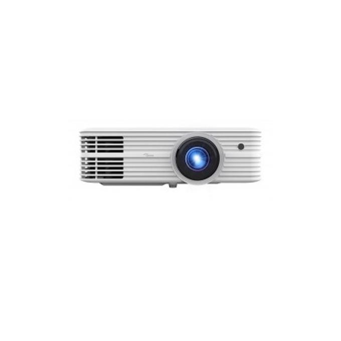 Проектор Optoma 4K550, DLP, UHD 4К (3840x2160), 10 000:1, 5000 lm, LAN, 1x HDMI, VGA, USB image