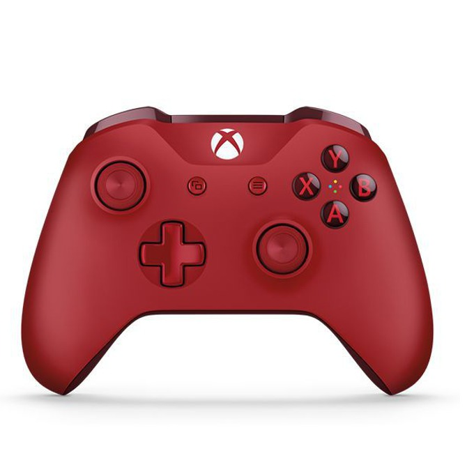 Microsoft Wireless Controller - Red product