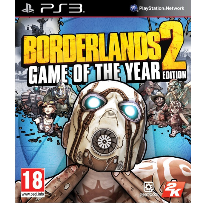 Игра за конзола Borderlands 2 Game of the Year Edition, за PlayStation 3 image