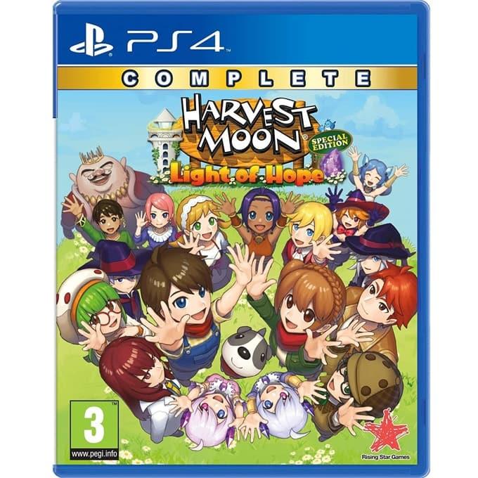 Harvest Moon: Light of Hope - CSE PS4 product