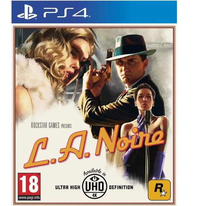 L.A. Noire, за PS4 image
