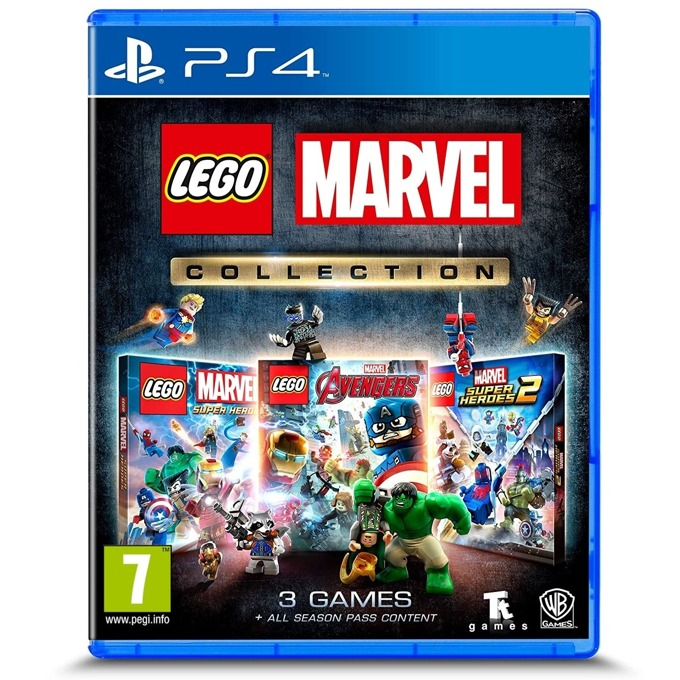 LEGO Marvel Collection PS4 product