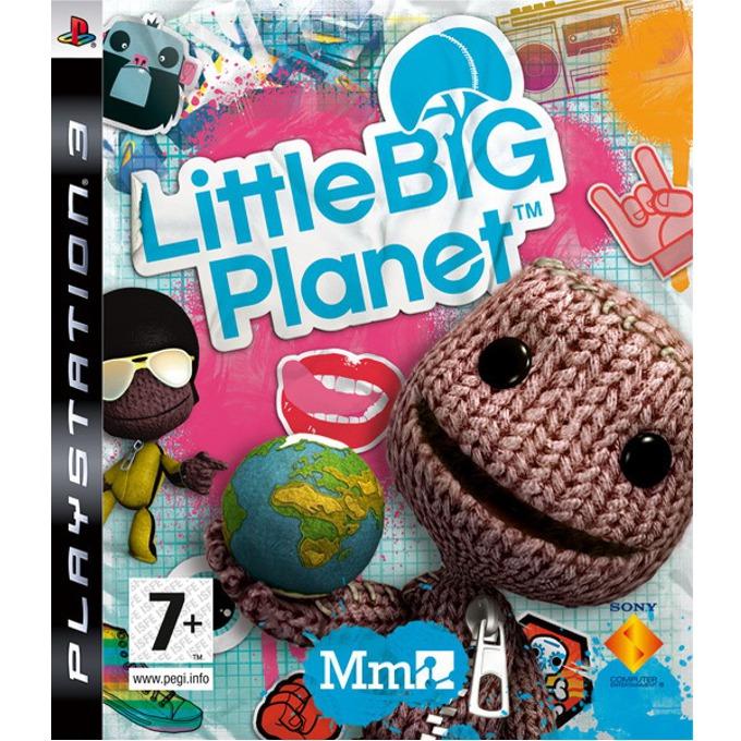 Игра за конзола LittleBigPlanet, за PlayStation 3 image