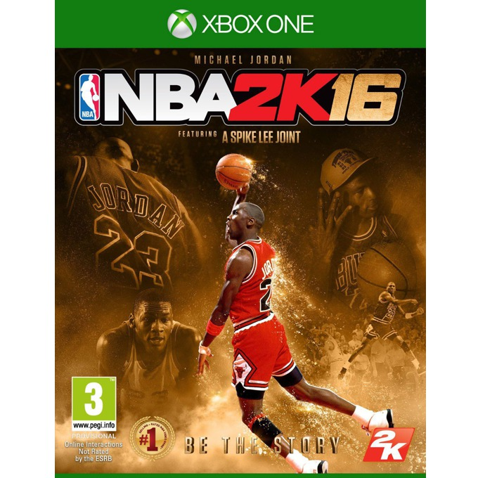 Игра за конзола NBA 2K16 Michael Jordan Special Edition, за XBOXONE image