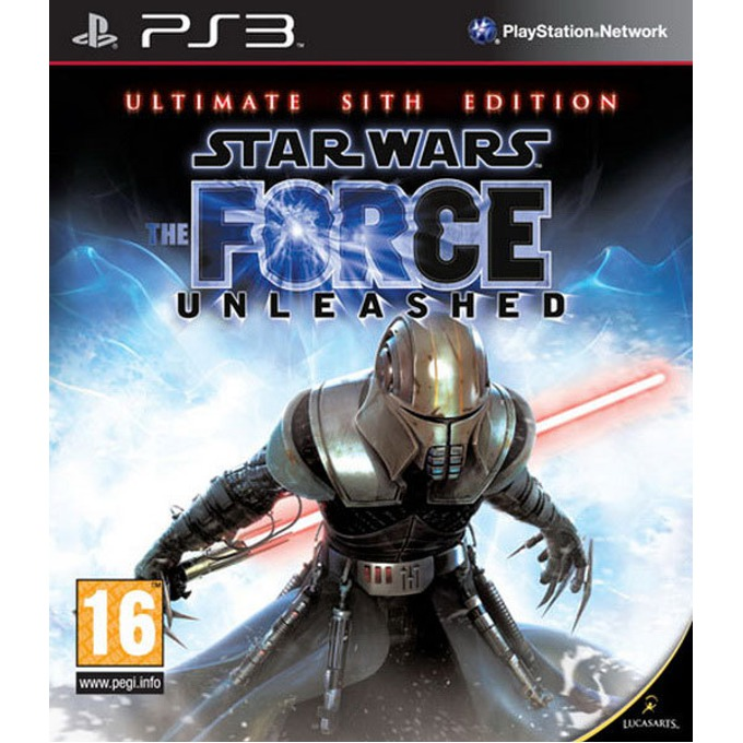 Игра за конзола Star Wars: The Force Unleashed - Ultimate Sith Edition, за PlayStation 3 image